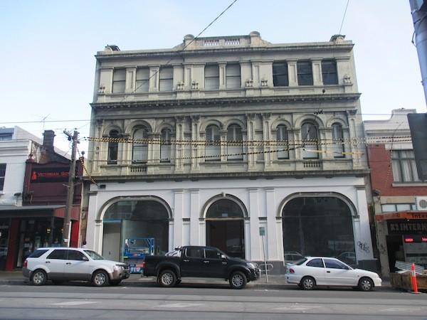 141-145 Brunswick Street