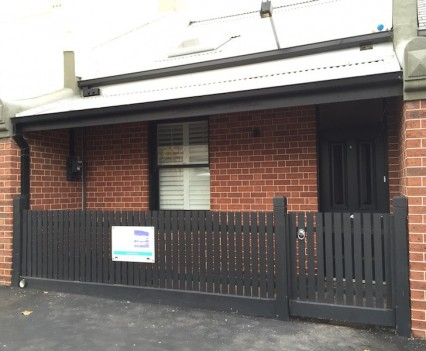 99 Stanley St, West Melbourne, after completed works