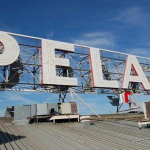 PELACO Sign