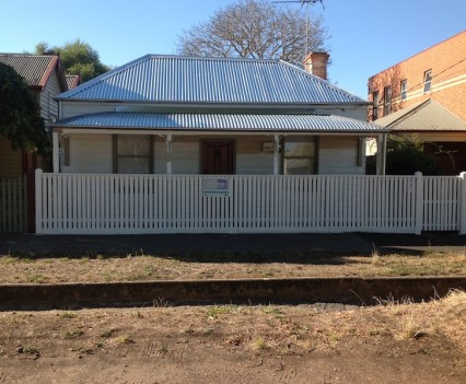 604 Sebastopol St, Ballarat, after completed works