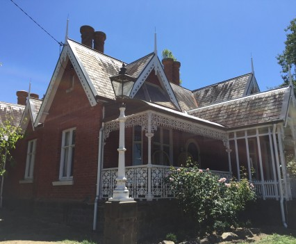 Clifton Villa, Buninyong, after completed works